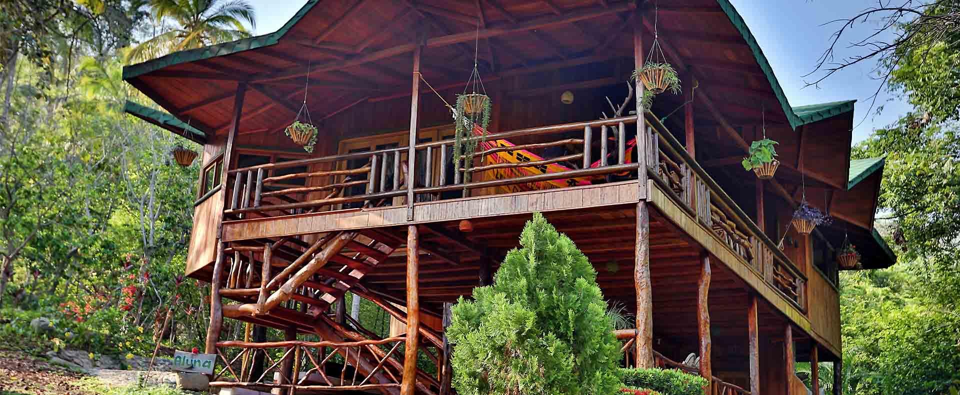 Cabaña Aluna