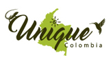 Logo Unique Colombia agencia tour operador responsable