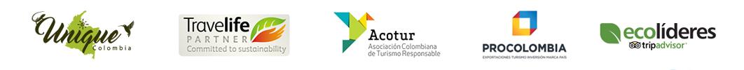 Logos website la jorara procolombia