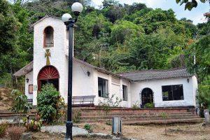 Tour Minca Iglesia del pueblo Santa Marta Colombia