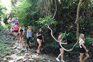 Caminata de naturaleza en los senderos de La Jorará - Tour Educativo Cultural
