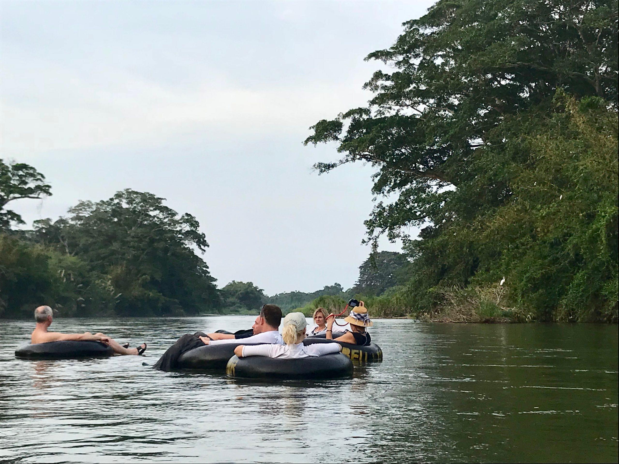 Tubbing en don diego Santa Marta