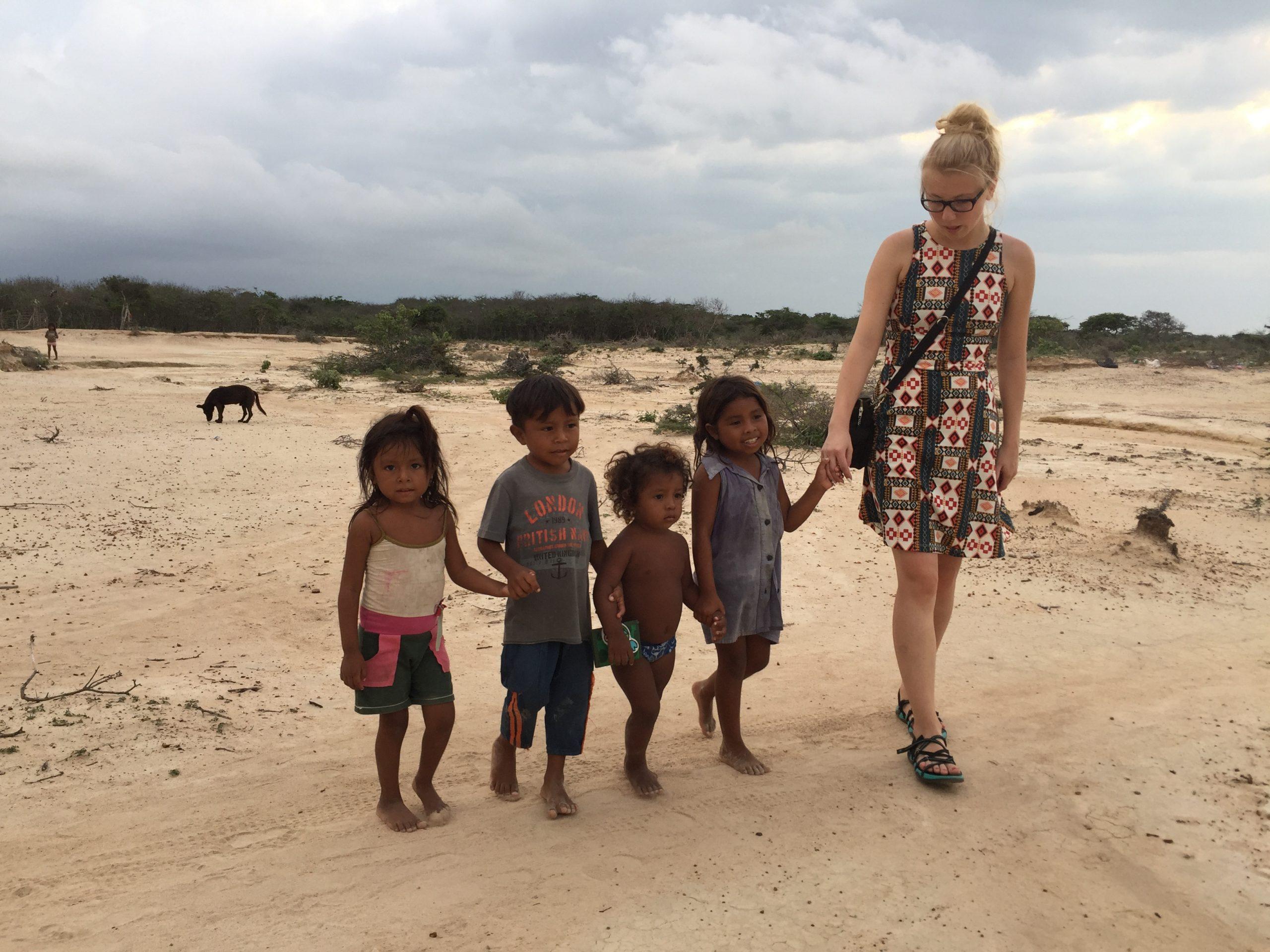 Ecoturismo rural en la Guajira